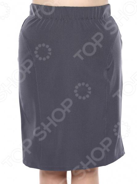 Юбка Jenks «Пенелопа». Цвет: серый футболки jenks