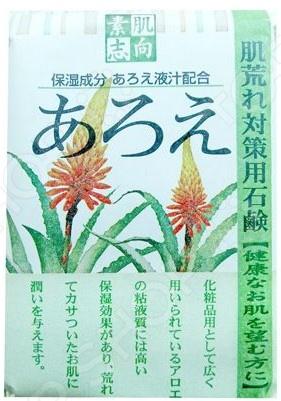Мыло косметическое Clover «Сухадасико» с экстрактом алое вера мыло iteritalia с экстрактом помидора