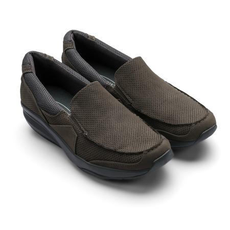 Мокасины мужские Walkmaxx Comfort 2.0. Цвет: серый