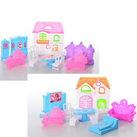 Купить Кукольный дом с аксессуарами Shantou Gepai 2013-G6. В ассортименте