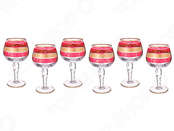 Набор бокалов для коньяка Same 103-476 набор бокалов для бренди коралл 40600 q8105 400 анжела