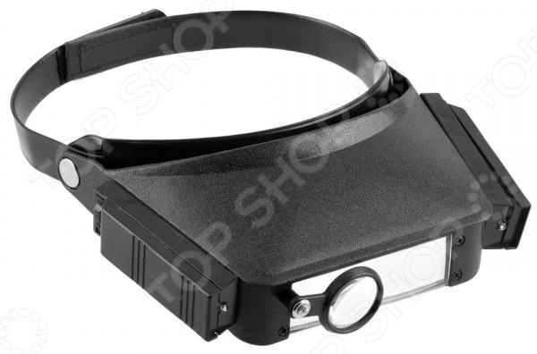 Лупа с креплением на голову Stayer Standard 40520-2 Лупа с креплением на голову Stayer Standard 40520-2 /
