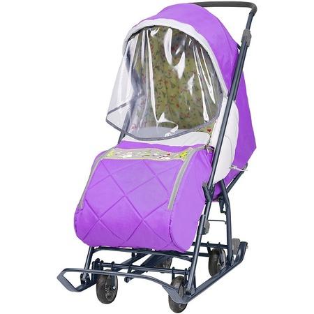 Купить Санки-коляска Ника «Наши детки»