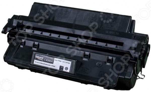 Картридж Sakura C4096A для HP Laser jet 2100/2200/2100M/2100TN картридж для принтера hp 711 cz130a blue