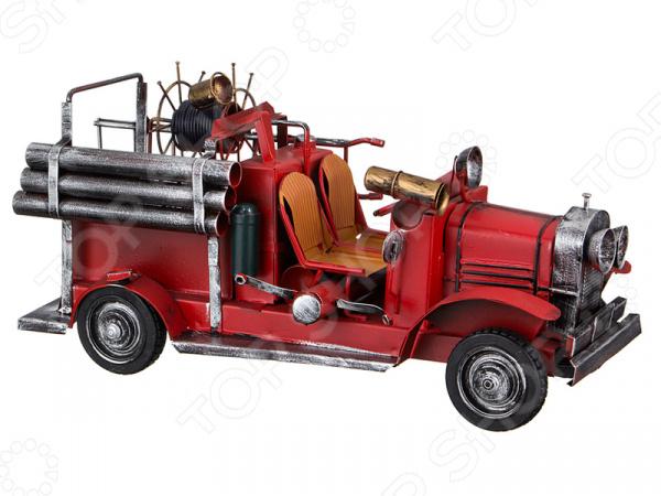 Фигурка декоративная «Пожарная машина» 784-128