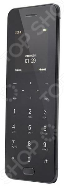 Мобильный телефон Lexand BT1 Steel lexand bt1 glass black