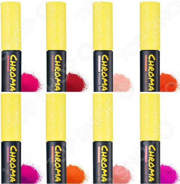 Пудровый тинт для губ touch in SOL Chroma Powder touch in sol пудровый тинт для губ chroma powder цвет 4 leeloo 2 5 г
