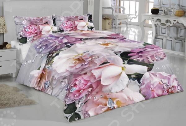 Комплект постельного белья ТамиТекс «Гармония». 1,5-спальный