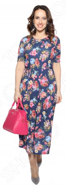 Платье «Цветочная симфония»