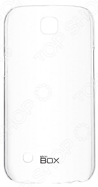 Чехол защитный skinBOX 4People Crystal для LG K3