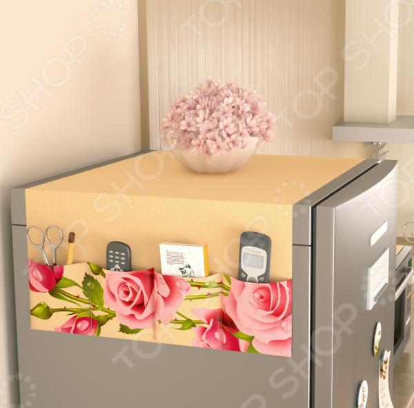 Накидка на холодильник «Алла Розы»
