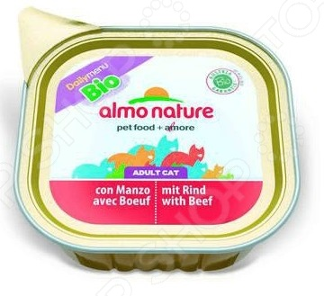 almo nature DailyMenu Bio Adult with Beaf 39501