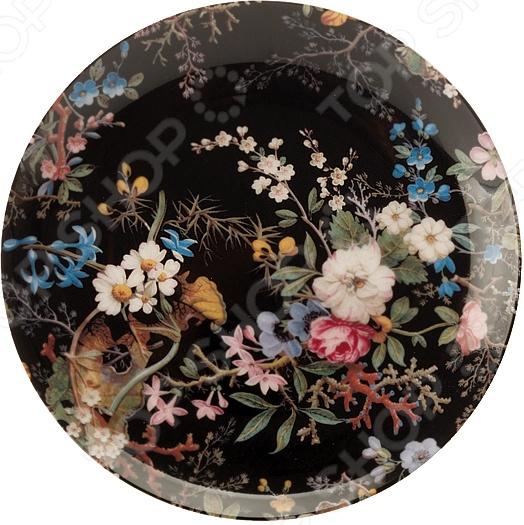 Тарелка десертная Maxwell&Williams «Полночные цветы»