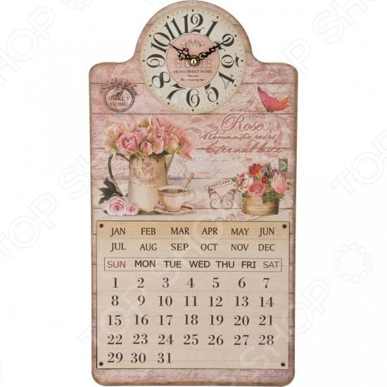 Часы-календарь Lefard 799-106 купить часы мальчику 7 лет