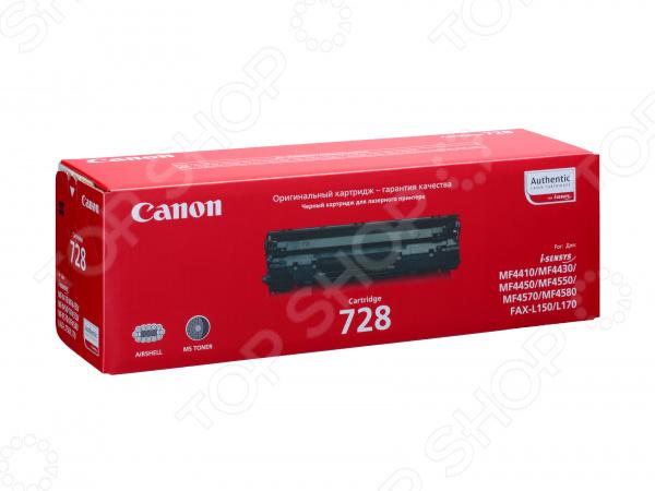 картридж canon 728 Картридж Canon 728