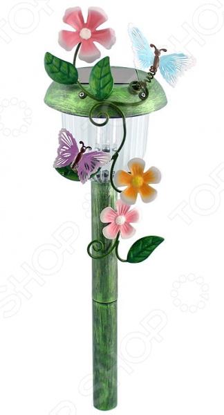 Светильник садовый на солнечной батарее Старт «Лето. Бабочка»