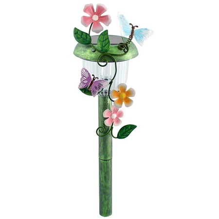 Купить Светильник садовый на солнечной батарее Старт «Лето. Бабочка»