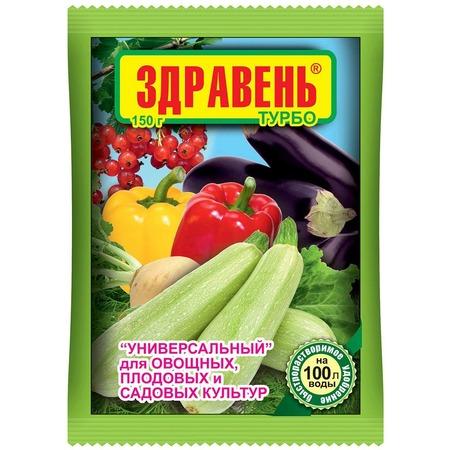Купить Удобрение Vhoz «Здравень Турбо»