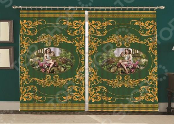 Фотошторы «Гречанка» текстиль для дома