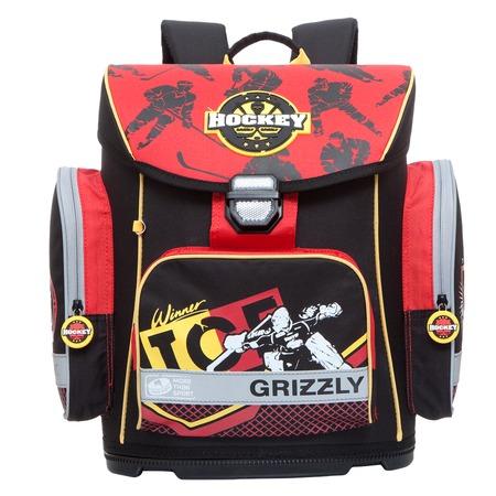 Купить Рюкзак школьный Grizzly RA-675-3/2