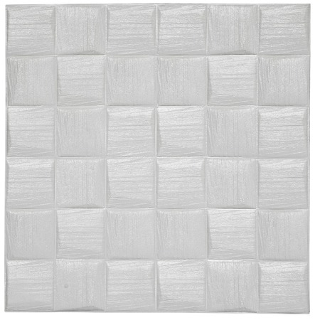 Купить Панель стеновая самоклеящаяся Ricotio «Мозаика» 3D