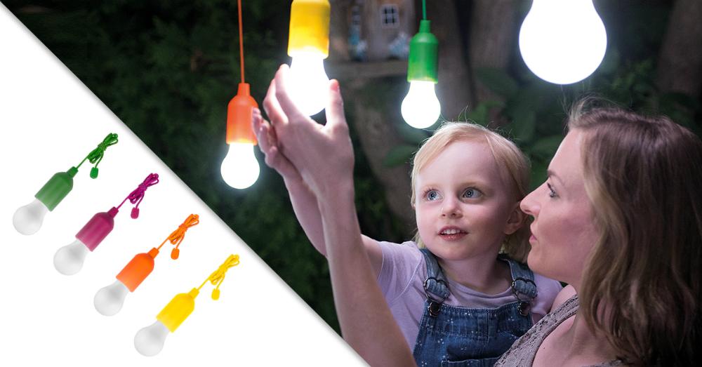 Набор светильников Top Shop «Лампочки» 2