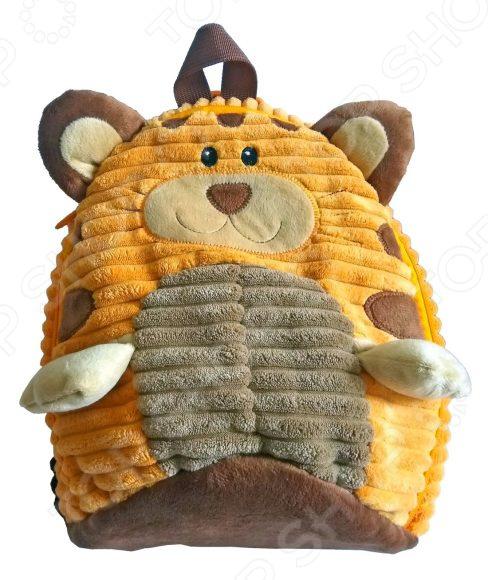 Рюкзак дошкольный Наша Игрушка «Тигренок» 3d bags рюкзак дошкольный машина