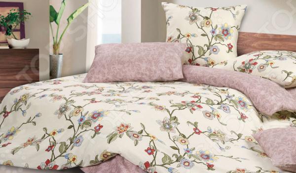 Комплект постельного белья Ecotex «Флоренция». 2-спальный