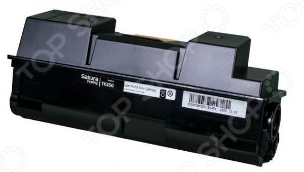 Картридж Sakura TK350/351/352/354 для Kyocera Mita FS-3920DN/3040MFP/3140MFP/3540MFP/3640MFP/3925DN недорго, оригинальная цена