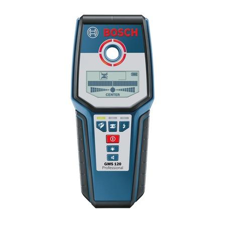 Купить Детектор металла, дерева и электропроводки Bosch GMS 120 Professional