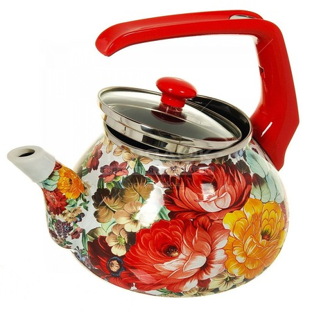 Купить Чайник эмалированный Interos «Верона» 8866