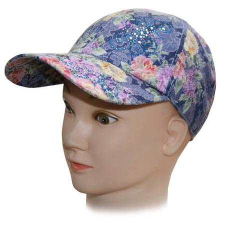 Купить Бейсболка для девочки Shapochka ЯВ121037. Цвет: сиреневый