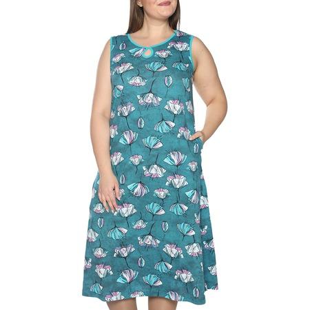 Купить Платье Алтекс «Солнечное тепло». Цвет: зеленый