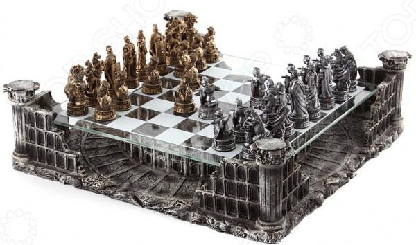 Набор для игры в шахматы «Крепость» 765-007 как тип в игре волд оф танкс
