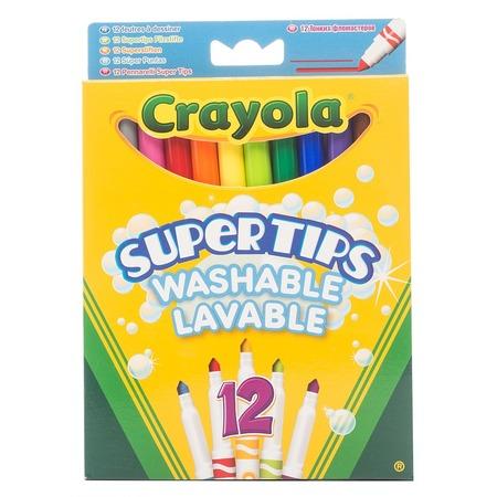 Набор фломастеров Crayola Supertips