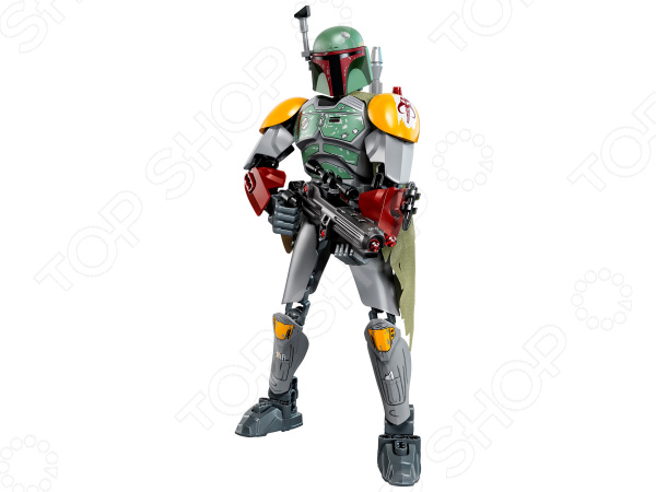 Фигура коллекционная LEGO Star Wars «Боба Фетт»