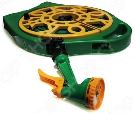 Шланг для полива в катушке с распылителем Bradex Garden Hose 2