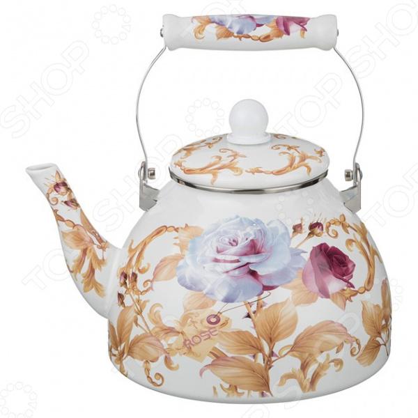 Чайник эмалированный Agness 934-338