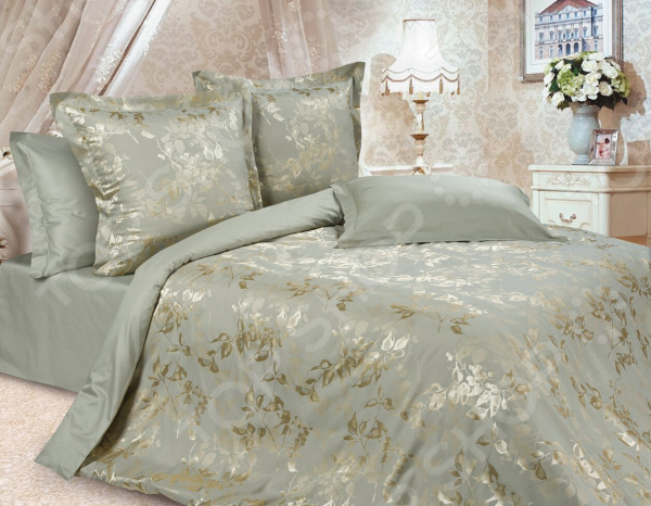 Комплект постельного белья Ecotex «Тюильри». Евро