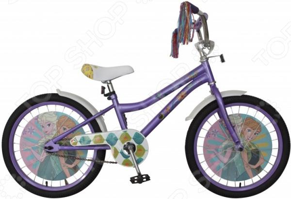 Велосипед детский Disney «Холодное сердце» 20