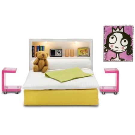 Купить Мебель для куклы Lundby «Стокгольм. Спальня»
