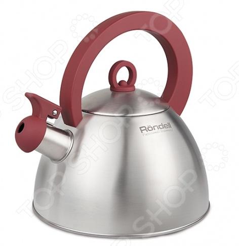 Чайник со свистком Rondell Strike