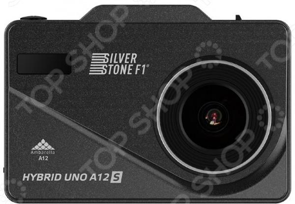 Радар-детектор SilverStone F1 Hybrid Uno A12 S