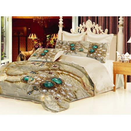 Купить Комплект постельного белья «Фамильные драгоценности». 1,5-спальный