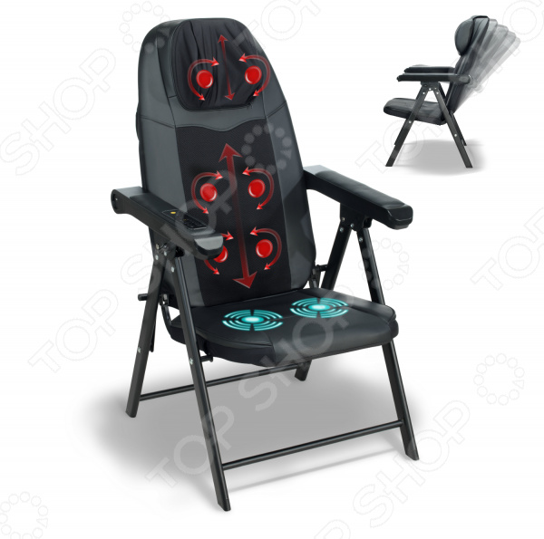 Массажное кресло Wellneo «Шиацу» карин калбантнер вернике шиацу для детей оздоравливающий восточный массаж