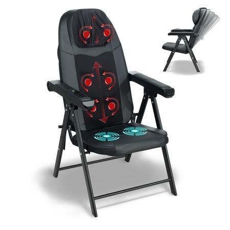 Купить Складное массажное кресло Wellneo «Шиацу»