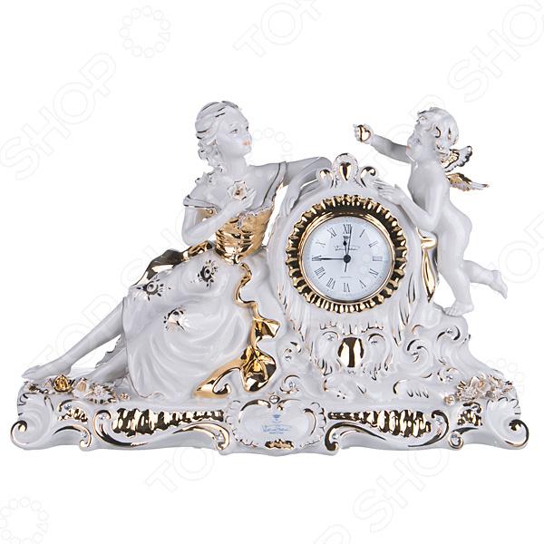 цены Часы настольные S.V. «Ангел» 282-023