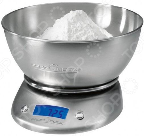 Весы кухонные Profi Cook PC-KW 1040 кухонные весы profi cook pc kw 1061