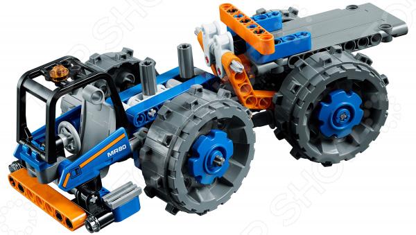 Конструктор-игрушка LEGO Technic «Бульдозер» конструктор lego technic бульдозер 42071