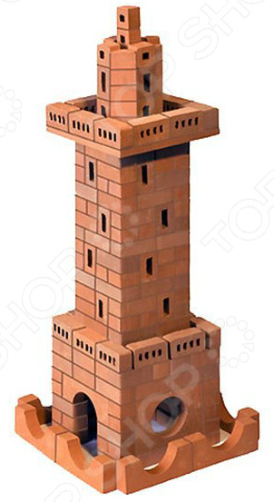 Конструктор из глины Brick Master «Кирпичики. Маяк»